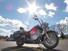 2010 Used Harley-Davidson ROAD KING FLHR ROAD KING CUSTOM at Used Motorcycle Store Serving Chicago, Naperville, & Rockford, IL, IID 14775023