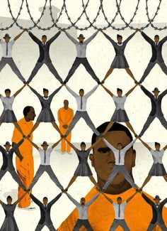 """The political scientist Michael Javen Fortner argues that black Americans helped to create the """"carceral state"""" that now victimizes them."""