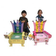 Teamson Design Kids Throne Potty Training Chair.