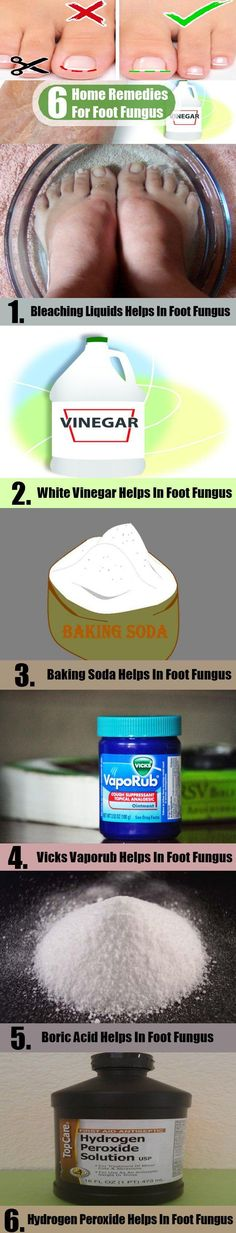 6 Tips For Foot And Nail Care