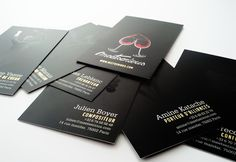 Brand new Meetserious business cards :)
