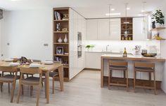 HANÁK nábytek interiér - rezidence Nikolajka