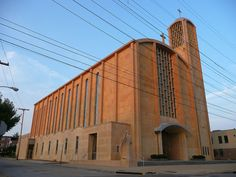 Ohio   St. Columba Catholic Cathedral in Youngstown, OH - From your Trinity Stores crew.