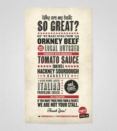 Pedro's Meatball Subs - Ello Mate Studio Typography Inspiration, Graphic Design Inspiration, Local Butcher, Meatball Subs, Homemade Tomato Sauce, Cheese Toast, Typo Logo, Provolone Cheese, Retro Logos