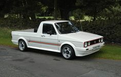 Daily caddy Vw Mk1, Volkswagen Caddy, Mk1 Caddy, Vw Pickup, Vw Cars, Rabbits, Golf, Trucks, Dreams