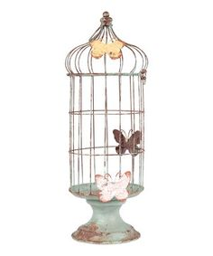 "20.5""T, Add an element of elegance with this candleholder. Its unique design and butterfly accents bring an air of class into any room and it's sure to draw praise from loved ones."