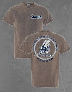 Limited Production Design by Vince Orlando at www.seabeepride.com