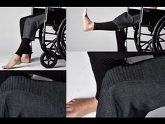 Designer Makes Clothes for Wheelchair-Bound Individuals