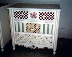 Hand Painted Furniture - Dressers & Nightstands - Designs by DJ530 x 421 | 49.4 KB | www.designsbydj.com