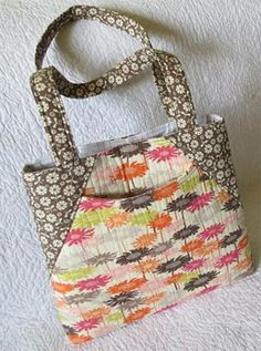 Purse and tote bag patterns