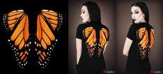 Monarch Butterfly by Euflonica.deviantart.com on @deviantART