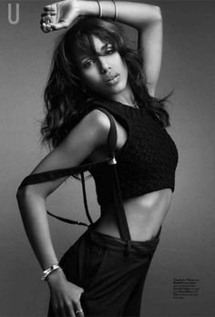 Kerry Washington is an Uptown Cover Girl - moviepilot.com