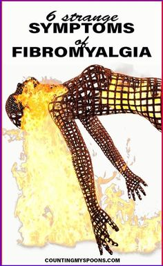 Signs and symptoms of fibromyalgia. Some are common and obvious, others are strange and unexpected. Signs Of Fibromyalgia, Fibromyalgia Pain Relief, Fibromyalgia Syndrome, Fibromyalgia Treatment, Chronic Fatigue, Chronic Pain, Chronic Illness Quotes, Health And Fitness Tips, Health Tips