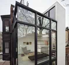 Galería de Casa Código de Barras / David Jameson Architect - 9