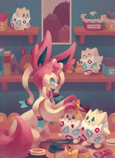 Nice Little Sylveon!..............SYLVEON IS MINE NOT YOURS >:3