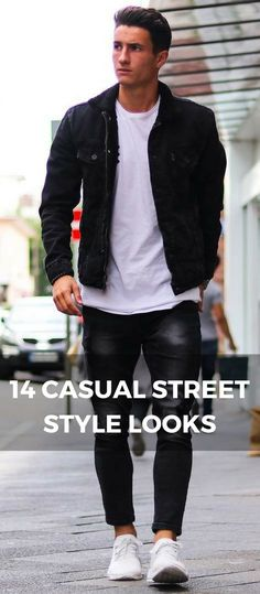 14 Coolest Casual Street Style Looks For Men – LIFESTYLE BY PS 14 Coolest Casual Street Style Looks For Men – LIFESTYLE BY PS