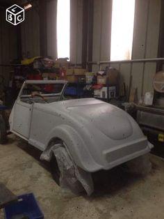2cv kit cabriolet