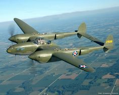 "glacier girl | ... Fighters > Lewis Air Legends Lockheed P-38F Lightning ""Glacier Girl"