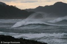 Storm watching...Tofino... by laurie