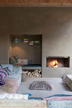 Casa-Establo en Holanda | La Bici Azul: Blog de decoración, tendencias, DIY…