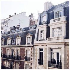 Paris apartments.