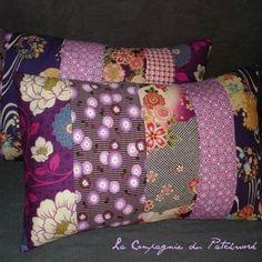 Ambiance japonaise tout en douceur et veloutées de mauves, violets et accents de fleurs de cerisier.
