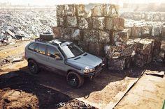 BMW X5 Urban Assault Vehicle
