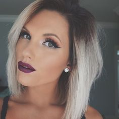 this is what my hair will look like if I'm not able to go back to the salon for several months !!!