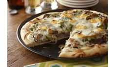 Philly Cheese Steak Pizza, Spice Islands