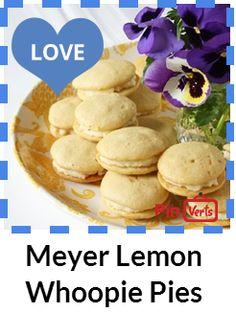 ... meyer lemons on Pinterest | Lemon scones, Lemon and Lemon ice cream
