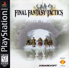 Final Fantasy Tactics (PSX)