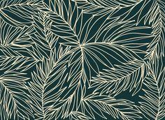 L'effet papier-peint exotique continue d'inspirer la mode et le textile…