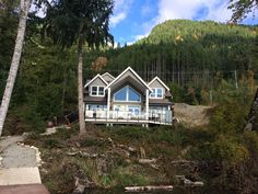 House vacation rental in Lake Cowichan from VRBO.com! #vacation #rental #travel #vrbo