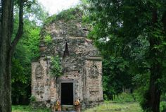 Sambo Prei Kuk Temple in Cambodia