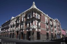 Casa de Alfeñique, Puebla, México.
