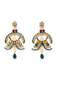 Dolce & Gabbana Spring 2012 Jewelry : 2 : Accessories Index