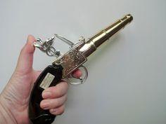 Vintage Avon Thomas Jefferson Handgun Cologne by WylieOwlVintage, $9.50