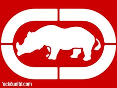 Ecko Unlimited Apparel uses a rhino (which is endangered) in their logo. In this way rhinos could be associated with a certain style.
