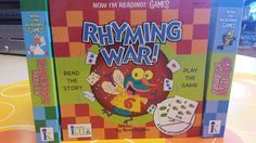 """Innovative Kids, """"Now I'm Ready To Read"""" Books & Games School Readiness, Im Ready, Read Books, Back To School, Innovation, War, Games, Reading, Kids"""