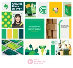 Visual brand identity for corporate branding project includes mood board bright colors, logo redesign, and bold branding design. Tech Branding, Branding Agency, Corporate Branding, Business Branding, Business Design, Brand Identity Design, Branding Design, Logo Design, Destination Branding