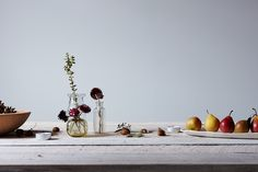 How to build a holiday tablescape - great tips from Food52