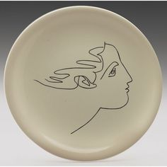 Picasso / plate