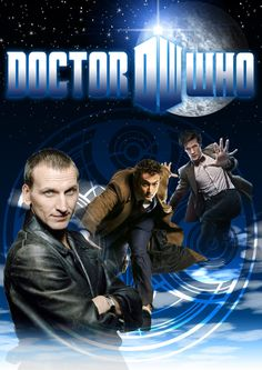 doctor who - 3 doctors What if they bring 9 & 10 back for the 50th anniversary that would be cool