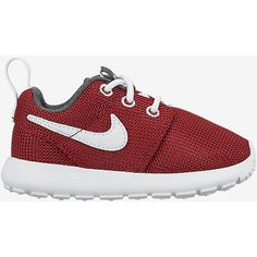 Nike Roshe Run Kleinkinderschuh. Nike Store DE ($48) ❤ liked on Polyvore featuring baby boy and baby shoes