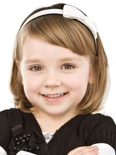 little girl hairstyles with bangs