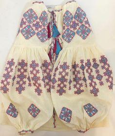 Ivory vyshyvanka blouse shirt of linen with Ukrainain geometric embroidery patterns-boho chic ethnic folkloric-modern folk bohemian style by FashionFromUkraine on Etsy https://www.etsy.com/listing/385871980/ivory-vyshyvanka-blouse-shirt-of-linen