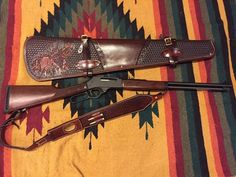 Custom made rifle slings, stock wraps, holsters canteens, cowboy shooting rigs and much more. Buffalo Brand, Gun Vault, Lever Action Rifles, Rifle Sling, Holsters, Winchester, Rigs, Westerns, Leather
