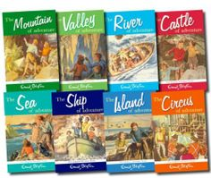 Enid Blyton Adventure Series Set Collection 8 Books By Enid Blyton by Enid Blyton, CHILDREN'S BOOKS to buy just click on amazon here  http://www.amazon.com/dp/B002RAUTAM/ref=cm_sw_r_pi_dp_5BUAsb1N21CQ2PGD