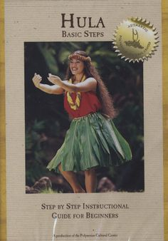Learn how to Hula with this DVD from Oahu's Polynesian Cultural Center. #hula #dancing #ck