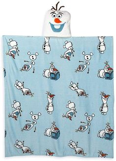 Disney PJ Pals Frozens Olaf and Snowflakes Cotton Size 5 Pajama Set